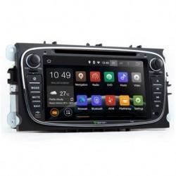 AUTORADIO ANDROID QUADCORE DIVX FORD FOCUS MONDEO KUGA S-MAX EONON GPS