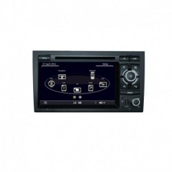 AUTORADIO SPECIFICA AUDI A4 BLUETOOTH AUDI UI GPS DVD DIVX CD MP3 USB