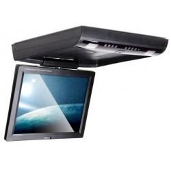 "EONON D3103Z MONITOR FLIP DOWN USB SD MP3 DIVX GIOCHI VCD 15.1"""