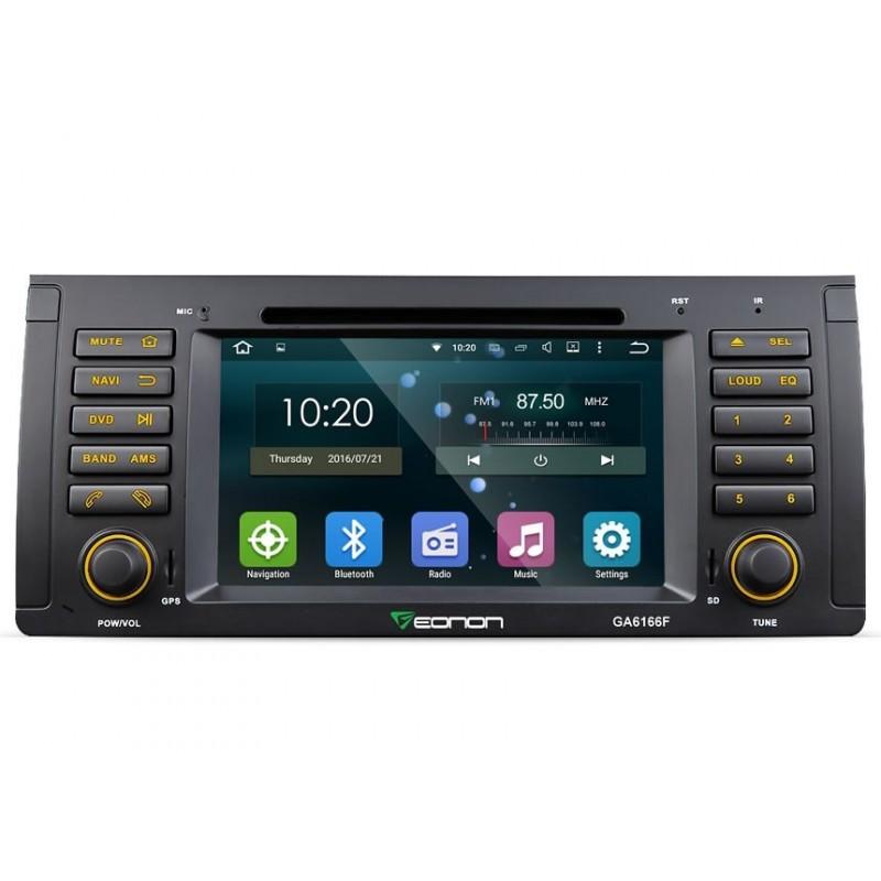 AUTORADIO SPECIFICA EONON BMW E39 ANDROID 5 1 GPS BLUETOOTH USB SD MP3 -  EXPRESSTECH STORE