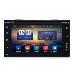 AUTORADIO 2 DIN EONON ANDROID LOLLIPOP WIFI 3G USB SD GPS BLUETOOTH DI
