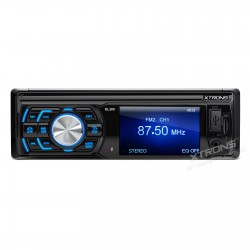 "AUTORADIO XTRONS DL300  FM Radio MP3/USB/SD Player 3"" HD LCD 1DIN"