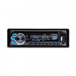 AUTORADIO XTRONS D12V  FM Radio MP3/USB/SD Player  LCD 1DIN