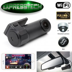 MINI DASH CAM  WI-FI AUTO DVR CAMERA VIDEO REGISTRATORE  1080P FULL HD