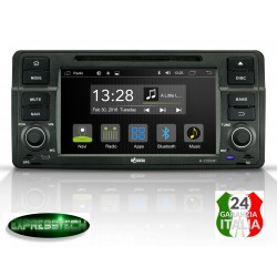 Autoradio specifico per auto per BMW serie 3 -  CPU Allwinner T8 con 2 GB di RAM e 32 GB di memoria Flash