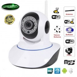 IP  CAMERA WANSCAM HW0041-1 MOTORIZZATA WIFI SD ONVIF HD720P 1MPX P2P ZOOM