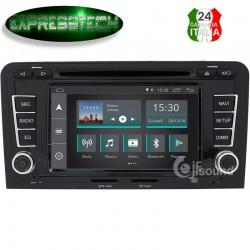 AUTORADIO SPECIFICO PER AUDI A3  DAL 2003 AL 2012