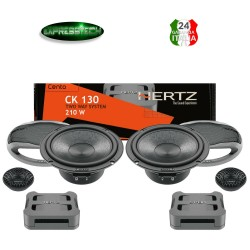 Hertz CK130 Linea Cento Kit Casse Altoparlanti Sistema 2 Vie 130MM 210W