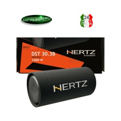 Hertz DST 30.3B Sub Box Subwoofer 30 CM 1000W Linea Dieci Ohm Spl 91dB Passivo