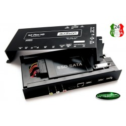 Audison Bit Play HD Processore Audio Digitale CrossOver Ottico Con SSD