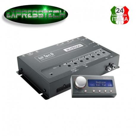 AUDISON bit Ten D Processore audio Digitale a 32 Bit con DRC incluso