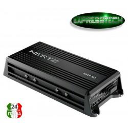 HERTZ HMP 4D Amplificatore Auto Moto Nautica 4/3/2 canali Ultra Compatto