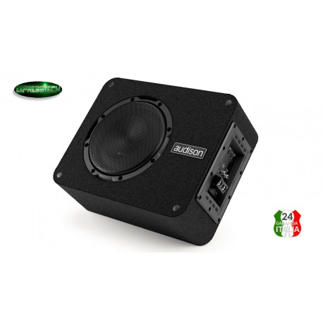 Audison APBX 8 AS Subwoofer 200 mm Attivo con Amplificatore 250 W RMS